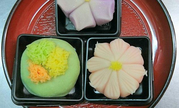 「秋」の生菓子を販売開始しました_「秋の生菓子」 栄久堂吉宗