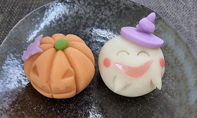 ハロウィン生菓子