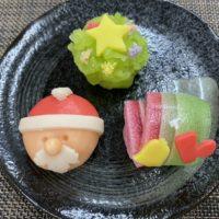 クリスマス生菓子